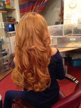 фото рыжих волос