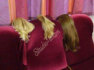 вилы славянских волос