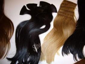 фото накладных волос