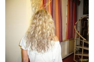 фото светло русых волос