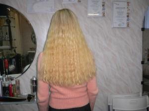 фото светло русых волнистых волос