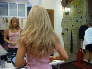 фото светлых волос