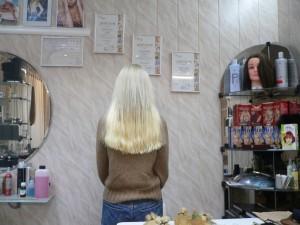 фото прямых волос