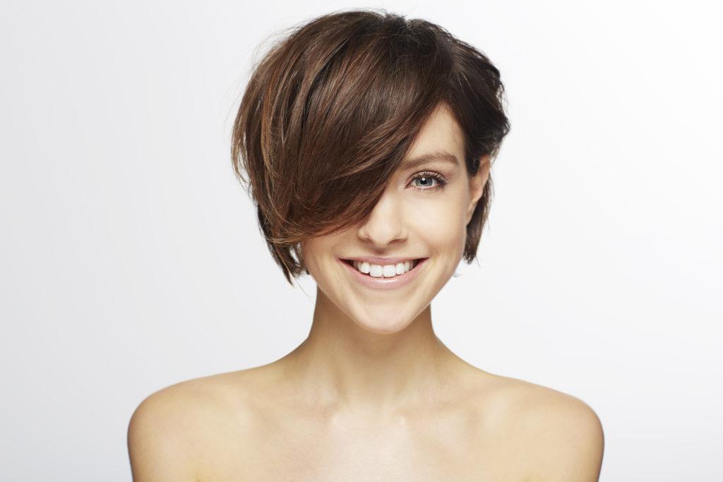 Наращивание волос на короткие волосы